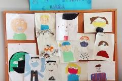CreaNova viaja al mundo del collage a través de los alumnos y alumnas de Malala #1