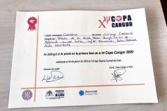 Copa Cangur 2020