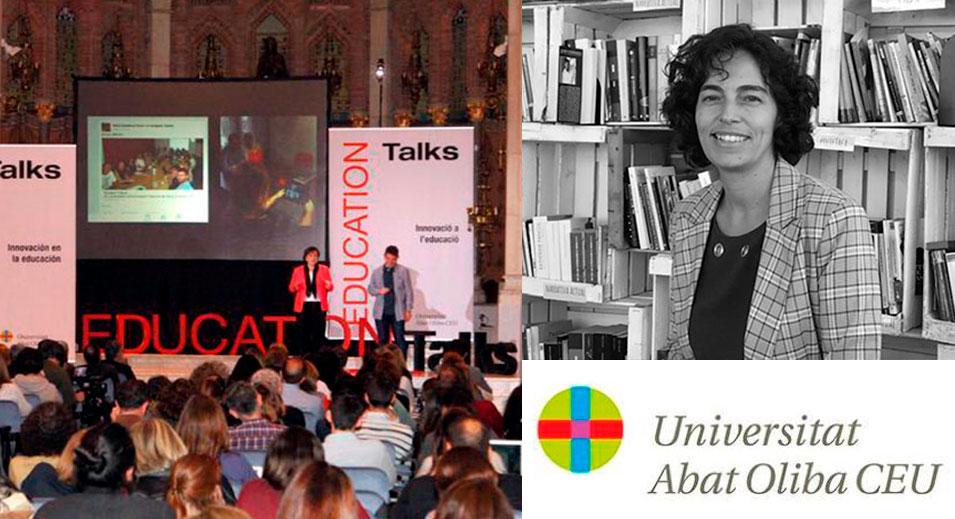 Education Talks 2019 - Olga Arnedo - Col·legi CreaNova - Sant Cugat del Vallès - Barcelona