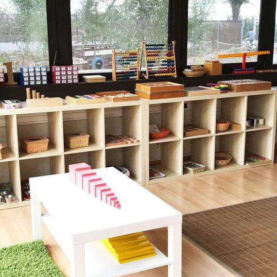 Instalaciones, espacios, ambientes del Col·legi CreaNova