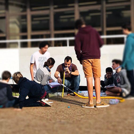Bachillerato - Col·legi CreaNova - Learning by Doing - Sant Cugat del Vallès - Barcelona