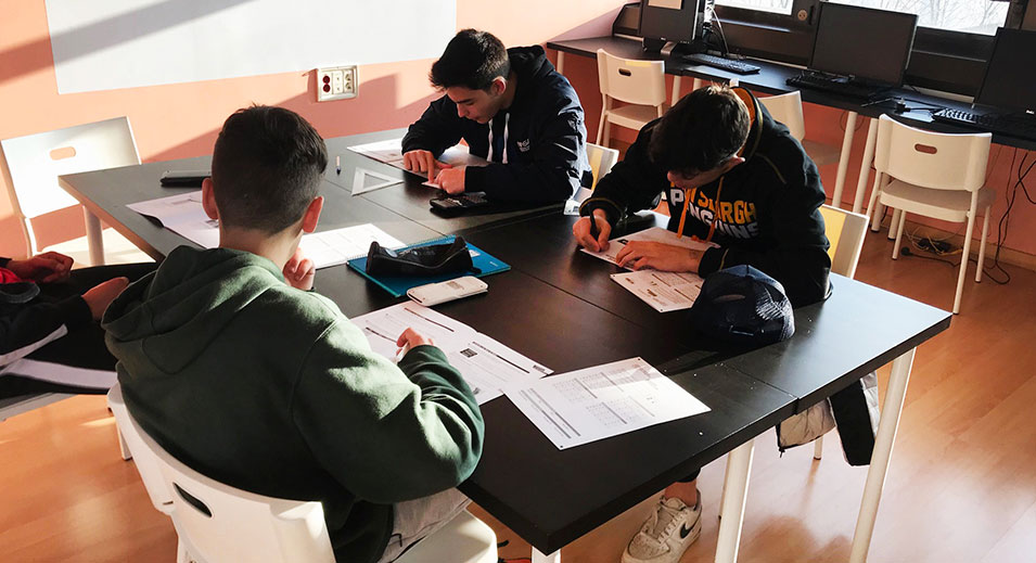 Proves CCBB 2020 - Col·legi CreaNova - Sant Cugat del Vallès - Barcelona