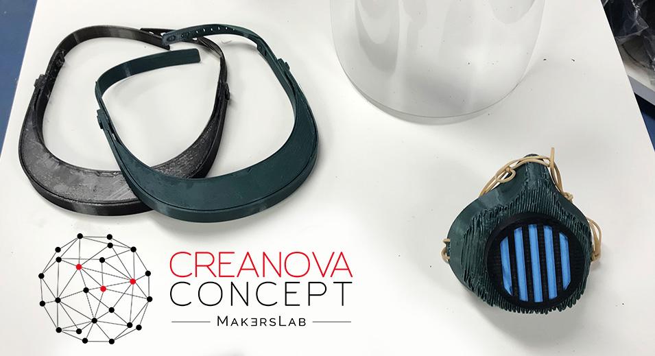 MakersLab CreaNova Concept - Col·legi CreaNova Learning by Doing - Sant Cugat del Vallès - Barcelona
