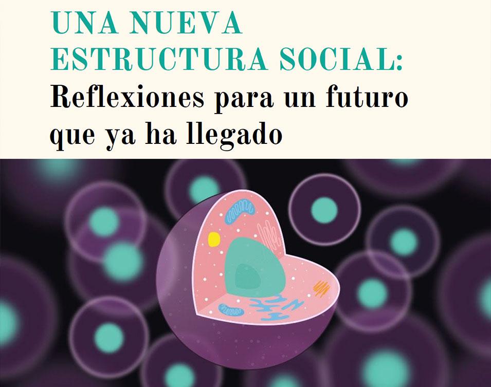 Una nueva estructura social. Modelo social y modelo escolar. por: Javier Nuin, CEO de Grupo CreaNova