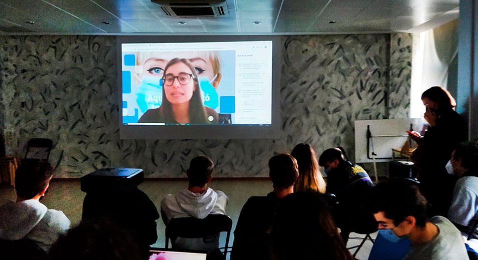 CreaNova con La Marató de TV3- COVID-19 2020 - Col·legi CreaNova - learning by doing - Sant Cugat del Vallès - Barcelona