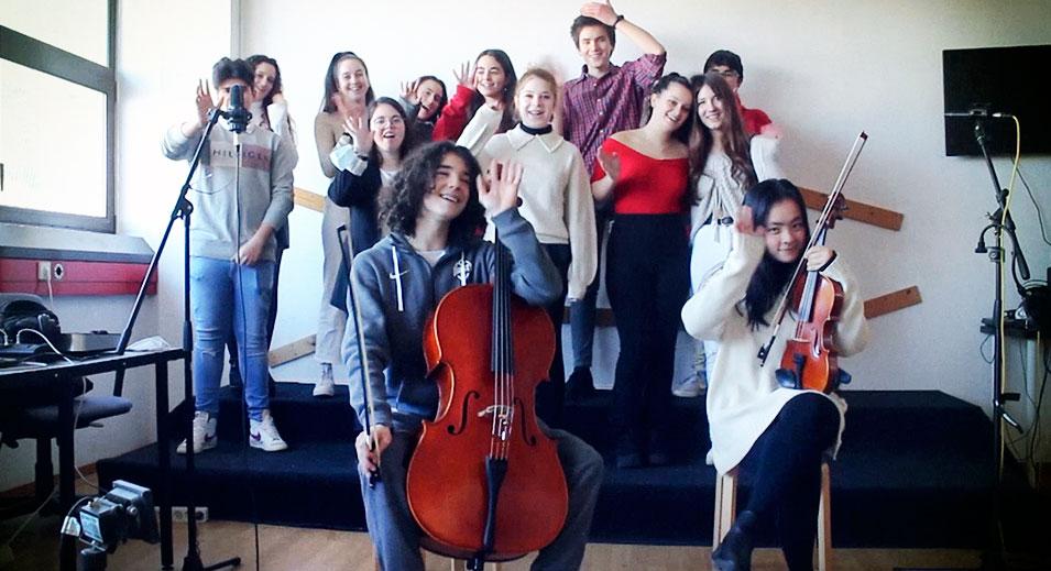 Bon Nadal 2020 - Col·legi CreaNova - learning by doing - Sant Cugat del Vallès - Barcelona