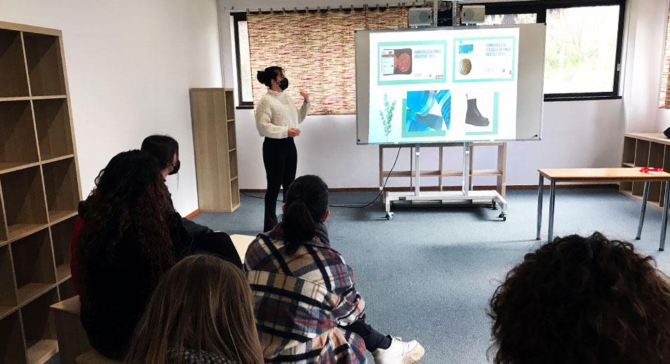 Treball de Recerca Batxillerat - 2021  - Col·legi CreaNova - learning by doing - Sant Cugat del Vallès - Barcelona