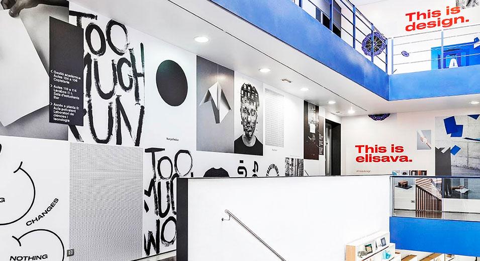 La escuela de diseño Elisava se presenta en CreaNova