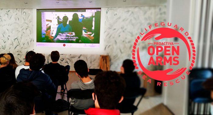 Open Arms torna a CreaNova - 2021 - Col·legi CreaNova Sant Cugat del Vallès (Barcelona)