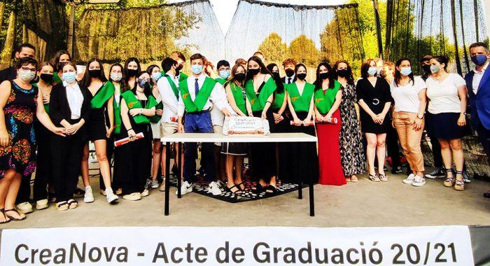 IV Promoció de Batxillerat CreaNova - 2021 - Col·legi CreaNova Sant Cugat del Vallès (Barcelona)