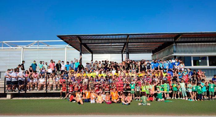 els I Jocs Olímpics de CreaNova - 2021 - Col·legi CreaNova Sant Cugat del Vallès (Barcelona)