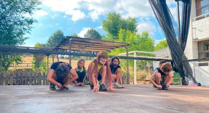 Teatre, dansa i expressió corporal - La 2a setmana de Summer Camps a CreaNova - 2021 - Col·legi CreaNova Sant Cugat del Vallès (Barcelona)